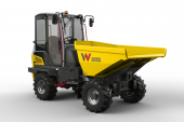 Dumper kolový Wacker Neuson 4001 / DW40