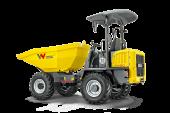 Dumper kolový Wacker Neuson DW50