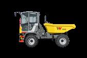 Dumper kolový Wacker Neuson DV60