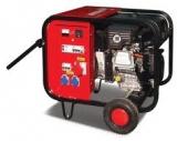 Elektrocentrála   6,4 kW (230/400V 10A) GESAN G 8/10 TF