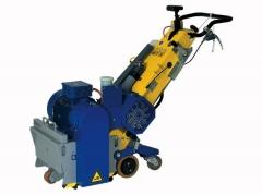 Fréza na beton - elektrická (400V 16A)  VON  ARX VA 30 SH