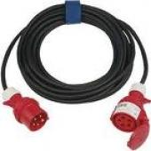 Kabel prodlužovací 400V - 32A - 25 m