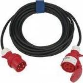Kabel prodlužovací 400V - 63A - 15 m