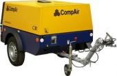 Kompresor pojízdný naftový     CompAir  C 30