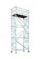 Lešení - hliníkové (nástavba 2m) Custer 1,3m x 2,6m x 2m