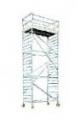 Lešení - hliníkové (nástavba 2m) Custer 0,7m x 2,6m x 2m