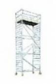 Lešení - hliníkové (základ. díl 2m) Custer 0,7m x 2,6m x 2m