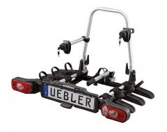 Nosič jízdních kol 3ks sklopný(tažné zařízení) UEBLER X31 Nano