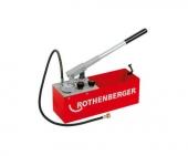 Pumpa tlaková 50 BAR (pro instalatéry) ROTHENBERGER RP 50