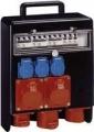 Rozvaděč stavební s elektroměrem 3x230/400V Erocomm HM422/FI/EL