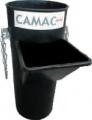 Shozy na suť - boční násypka CAMAC