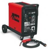 Svářečka CO2 TELWIN   Telmig 250/2 (400V/16A)