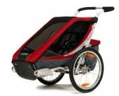 Vozík dětský za kolo, lyže Chariot Cougar 1