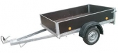 Vozík přívěsný 1,20x2,00 m (590kg) Podlešák T 500
