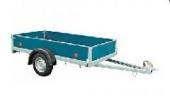 Vozík přívěsný 1,25x2,50 m (750kg) Podlešák T 700 S