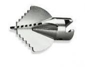 Vrták křížový ozubený 55mm/16mm