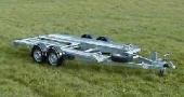 Přívěs na přepravu os. aut (1530/470kg)  AL-KO PA 2,0